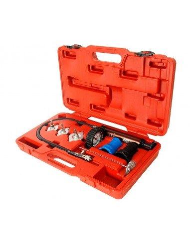 JTC-1414 Набор инструментов для тестирования герметичности системы охлаждения двигателя в кейсе 7 предметов купить во Владимире.