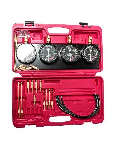 JTC-4683 Набор инструментов для тестирования топливного насоса карбюратора и его привода 32 предмета купить во Владимире.