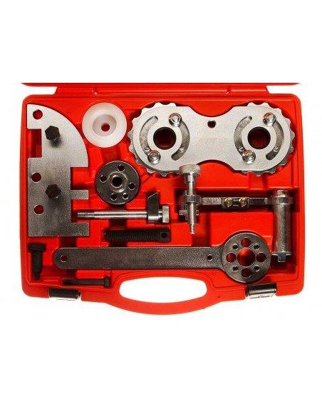 JTC-4383 Набор инструментов для установки и регулировки фаз ГРМ VOLVO B4204 8-ми ступенчатой КПП купить во Владимире.