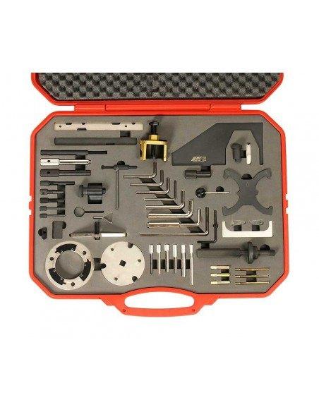 JTC-JW0826 Набор инструментов для установки и регулировки фаз ГРМ бензиновых и дизельных двигателей FORD купить во Владимире.