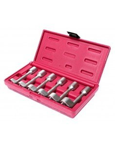 JTC-4757 Набор L-образных разрезных ключей 12-19 мм 6 предметов фиксации снятия шкивов с двумя отверстиями купить во Владимире.