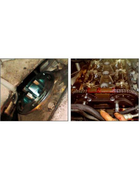 JTC-4712 Набор фиксаторов распредвала, насоса, зубчатых колес натяжителя цепи для установки фаз ГРМ OPEL GM купить во Владимире.