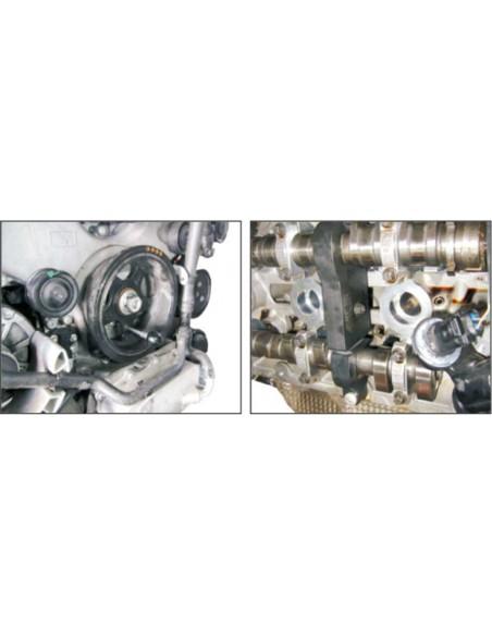 JTC-4156A Набор фиксаторов распредвала для установки фаз ГРМ двигателя PORSCHE Cayenne V8 4.5, 4.8 купить во Владимире.