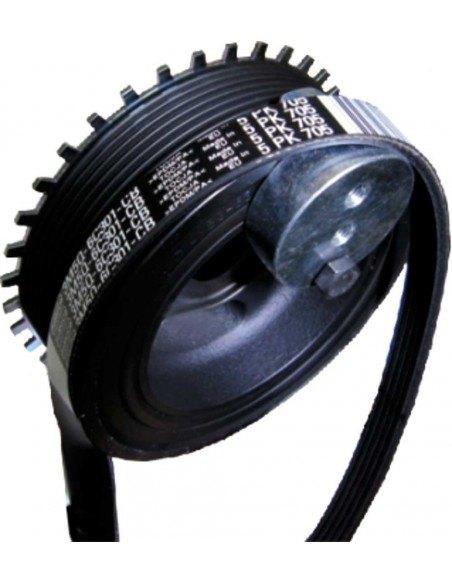 JTC-4084 Оправка для установки поликлиновых приводных ремней двигателей автомобилей FORD, MAZDA, BMW купить во Владимире.