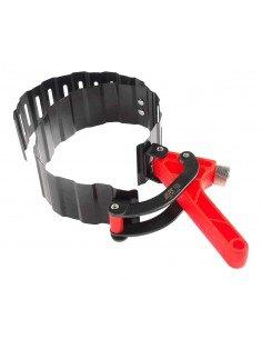 JTC-4324  Рифленая оправка для сжатия поршневых колец при установке поршней в цилиндры 75-125 мм H 38 мм купить во Владимире.