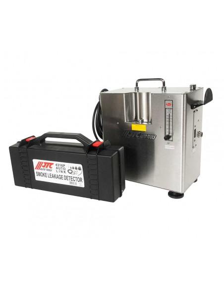 JTC-4316 Прибор для обнаружения утечек в системе 12V (390х350х200мм) купить во Владимире Профессиональный инструмент Моторная г.
