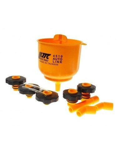 JTC-4510 Приспособление для заправки охлаждающей жидкости купить во Владимире Профессиональный инструмент Моторная группа Систе.