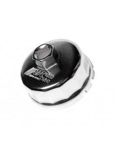 JTC-4904A Съемник фильтров масляных 64.5мм (TOYOTA,LEXUS) чашка купить во Владимире Профессиональный инструмент Моторная группа.