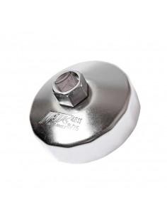 JTC-4611 Съемник фильтров масляных 75мм 15-ти гранный чашка купить во Владимире Профессиональный инструмент Моторная группа Сис.