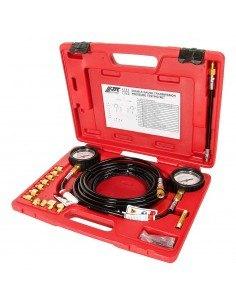 JTC-4250 Тестер давления масла КПП с двумя манометрами в кейсе купить во Владимире Профессиональный инструмент Моторная группа .