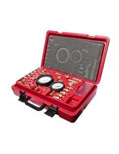 JTC-1225 Тестер для инжекторов универсальный в кейсе купить во Владимире Профессиональный инструмент Моторная группа Измеритель.