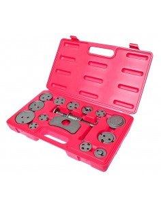 JTC-1613A Набор инструментов для сведения тормозных цилиндров в кейсе 13 предметов купить во Владимире Профессиональный инструм.