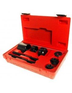 JTC-4650 Набор инструментов для снятия и установки сайлентблоков подвески задней (OPEL) в кейсе купить во Владимире Профессиона.