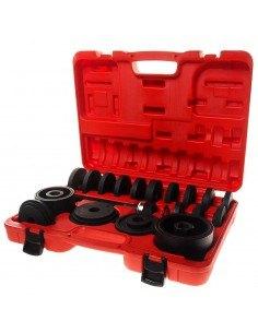JTC-1001A Набор съемников подшипников передних ступиц 25 предметов купить во Владимире Профессиональный инструмент Ходовая част.