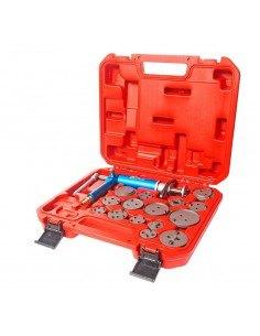 JTC-4687 Приспособление для обслуживания тормозных цилиндров с пневмоприводом комплект 15 адаптеров купить во Владимире Професс.
