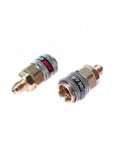 JTC-1137 Набор адаптеров быстросъемных к заправочной станции (R-134a) 2 предмета купить во Владимире Профессиональный инструмен.