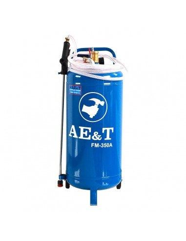 Пневматический пеногенератор AE&T FM-350A 50 л для автомойки купить монтаж установка обслуживание ремонт Владимире и области.