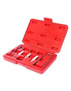 JTC-1301 Набор инструментов для демонтажа авторадиоаппаратуры 10 предметов в кейсе купить во Владимире Профессиональный инструм.