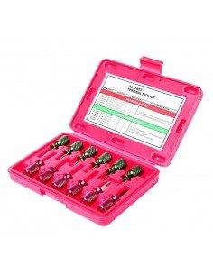 JTC-1529 Набор инструментов для ремонта автоэлектропроводки 12 предметов (кейс) купить во Владимире Профессиональный инструмент.