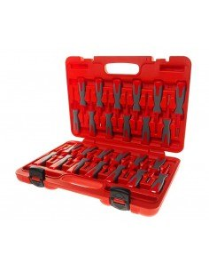 JTC-4568 Набор инструментов для ремонта автоэлектропроводки 25 предметов купить во Владимире Профессиональный инструмент Электр.