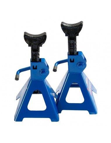 Подставка под автомобиль AE&T T51103 грузоподъемность 3 т цена за пару купить монтаж обслуживание ремонт Владимире и области.