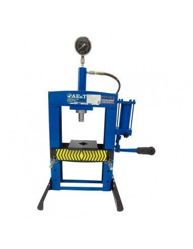 Пресс гидравлический AE&T Т61210M 10 т для ремонта и монтажа элементов конструкций купить монтаж обслуживание ремонт Владимире.
