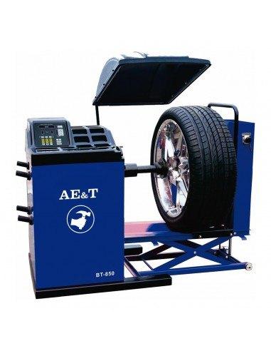 Грузовой балансировочный станок AE&T BT-850 подъемник балансировка колес 150 кг купить монтаж обслуживание ремонт во Владимире.