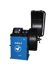 Легковой полуавтоматический балансировочный стенд AE&T BT-850 колеса до 65 кг купить монтаж обслуживание ремонт во Владимире.