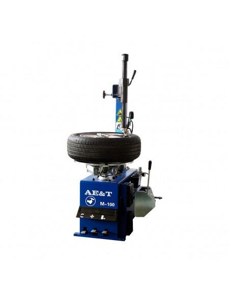 Легковой шиномонтажный стенд полуавтомат AE&T М-100 220В диски 10 - 22 дюймов купить монтаж обслуживание ремонт во Владимире.
