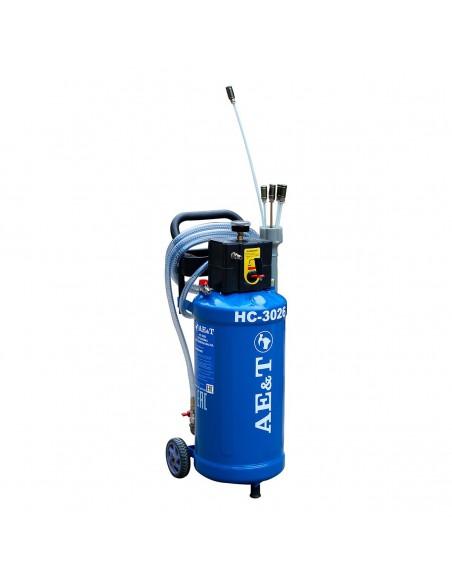 Установка для сбора и замены отработанного масла AE&T HC-3026 30 л купить монтаж обслуживание ремонт во Владимире и области.