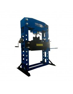 Пресс гидравлический AE&T T612100A 100 т с ручным и пневмоприводом  слесарных работ купить монтаж обслуживание ремонт Владимире.