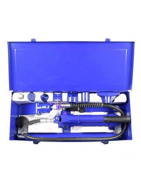 Гидравлический рихтовочный набор AE&T T03004 усилие 4 т комплект инструментов купить обслуживание ремонт во Владимире и области.