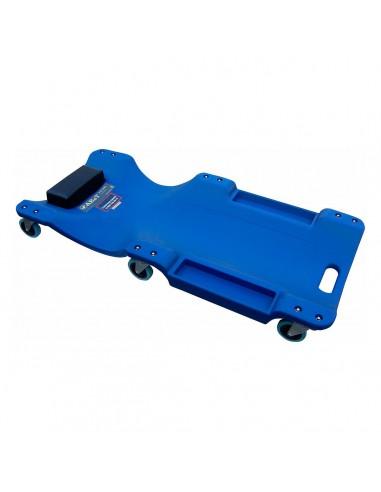 Подкатной лежак AE&T TP-40-1 6 колес 2 кармана нагрузка до 180 кг купить монтаж обслуживание ремонт во Владимире и области.