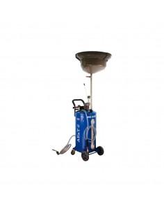 Установка для сбора и откачки отработанного масла AE&T HC-2185 76 л купить монтаж обслуживание ремонт во Владимире и области.