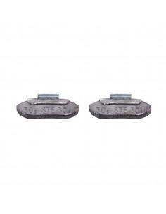 Балансировочные свинцовые грузики 30 гр для стальных дисков легковых легких грузовых автомобилей купить во Владимире и области.