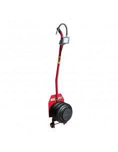 JTC-SJ23 Домкрат подкатной 2т 150-400мм пневматический купить во Владимире Профессиональный инструмент Инструмент гидравлически.