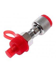 """JTC-CP210 Муфта 1/4"""" для соединения гидроцилиндров набор купить во Владимире Профессиональный инструмент Инструмент гидравличес."""
