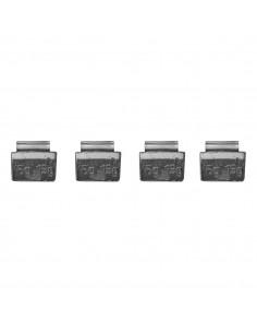 Набивные балансировочные грузики Clipper 0315 для литых дисков 15 гр легковых и легких грузовых автомобилей купить во Владимире.