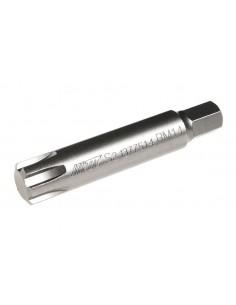 JTC-1377514 Бита RIBE М14х75мм 10мм удлиненная S2 купить во Владимире Профессиональный инструмент Отвертки клещи съемники стопо.