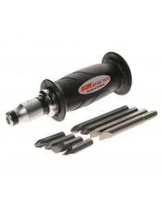 JTC-5410 Отвертка с набором бит и резиновой ручкой 9 предметов купить во Владимире Профессиональный инструмент Отвертки клещи с.