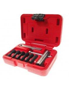 JTC-4494 Набор инструментов для восстановления маслосливных отверстий купить во Владимире Профессиональный инструмент Материалы.
