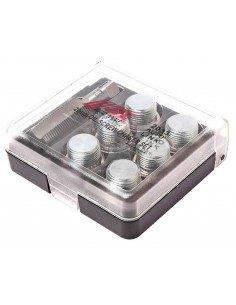 JTC-2033 Ремкомплект для маслосливных отверстий 20мм купить во Владимире Профессиональный инструмент Материалы расходные Ремонт.