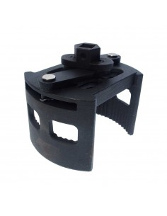 """JTC-4584 Ключ для демонтажа фильтра масляного 1/2"""" 24мм (d 104-150) двухпозиционный купить во Владимире Профессиональный инстру."""