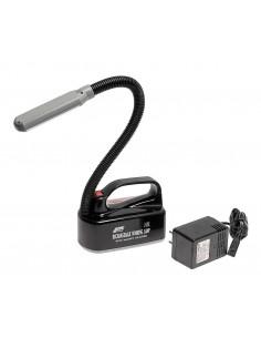 JTC-3106F Лампа переносная светодиодная аккумуляторная 2W с магнитом супер яркая купить во Владимире Профессиональный инструмен.