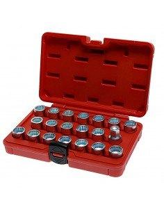 JTC-4561 Набор головок для секретных болтов и гаек (VW, AUDI, SEAT, SKODA, PORSCHE) купить во Владимире Профессиональный инстру.
