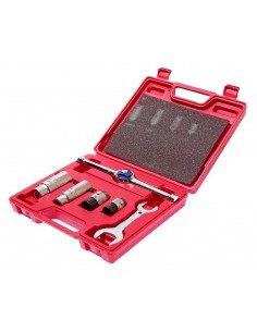 JTC-5702 Набор держателей для метчиков и плашек в кейсе 6 предметов купить во Владимире Профессиональный инструмент Инструмент .