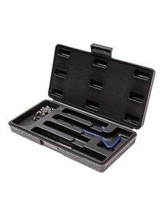 JTC-4780 Набор инструментов для восстановления резьбы (вставки М5х0.8, L 6.7мм, 20шт.) 24 предмета купить во Владимире Професси.