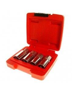 JTC-3119 Набор шпильковертов 6-12мм в кейсе 4 предмета купить во Владимире Профессиональный инструмент Инструмент общего назнач.