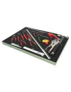 JTC-UP4014V Набор инструментов 14 предмета слесарно-монтажный (VAG) в ложементе купить во Владимире Профессиональный инструмент.