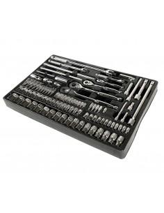 JTC-39313 Набор инструментов для тележки инструментальной JTC-3931 (3-я секция) 94 предмета купить во Владимире Профессиональны.